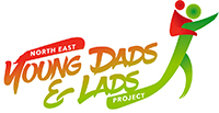 North East Young Dads and Lads Project Logo